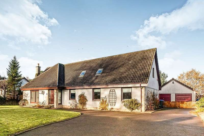 6 Bedrooms Detached House for sale in Mearns View Church Road, Luthermuir, Laurencekirk, AB30