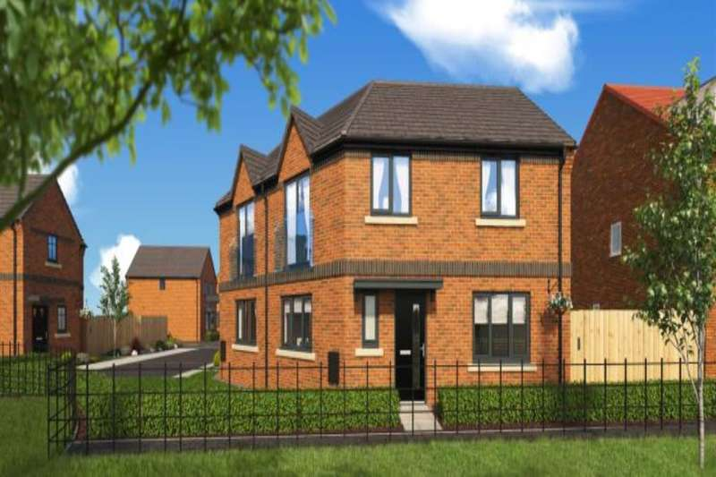 3 Bedrooms Semi Detached House for sale in Woodford Lane West, Winsford, CW7