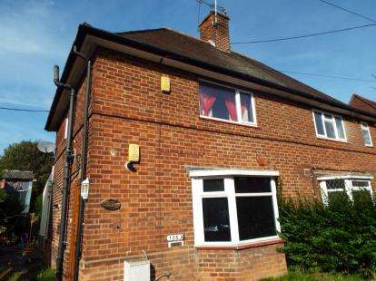 1 Bedroom Flat for sale in The Wells Road, St Anns, Nottingham