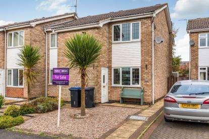 2 Bedrooms Semi Detached House for sale in Deacon Avenue, Barlestone, Nuneaton, Warwickshire