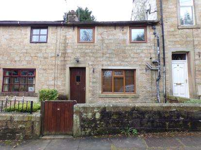 2 Bedrooms Terraced House for sale in Elim View, Burnley, Lancashire, BB10