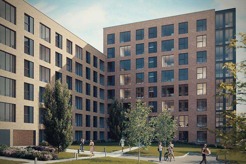 2 Bedrooms Apartment Flat for sale in The Axium, Birmingham, B1