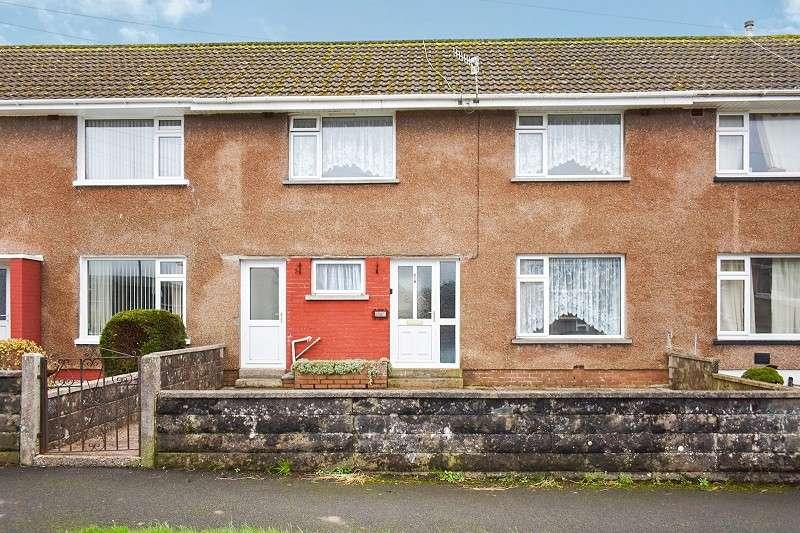 3 Bedrooms Terraced House for sale in Keens Place, Bryncethin, Bridgend. CF32 9NJ