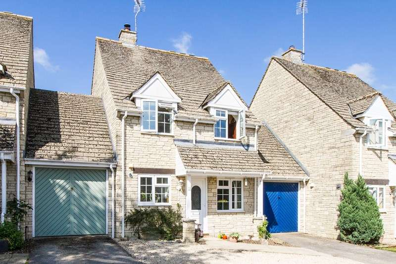 3 Bedrooms Link Detached House for sale in Littlebrook Meadow, Shipton-Under-Wychwood, Chipping Norton