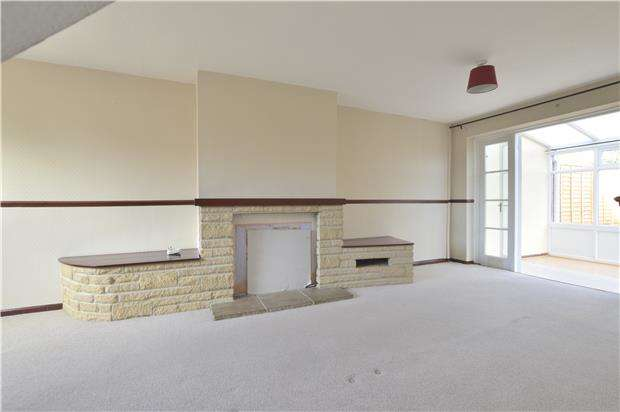 3 Bedrooms Terraced House for sale in Northway, TEWKESBURY, Gloucestershire, GL20 8QT