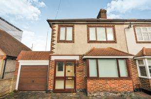 3 Bedrooms Semi Detached House for sale in Hilldown, Bromley, Kent, United Kingdom