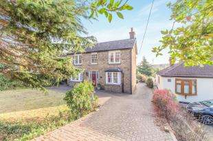 3 Bedrooms Detached House for sale in Rochester Road, Rochester, Halling, Kent