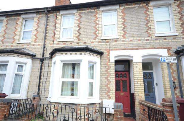 3 Bedrooms Terraced House for sale in Field Road, Reading, Berkshire
