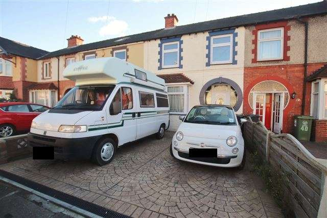 3 Bedrooms Terraced House for sale in Chatsworth Avenue, Cosham, Portsmouth, Hampshire, PO6 2UQ