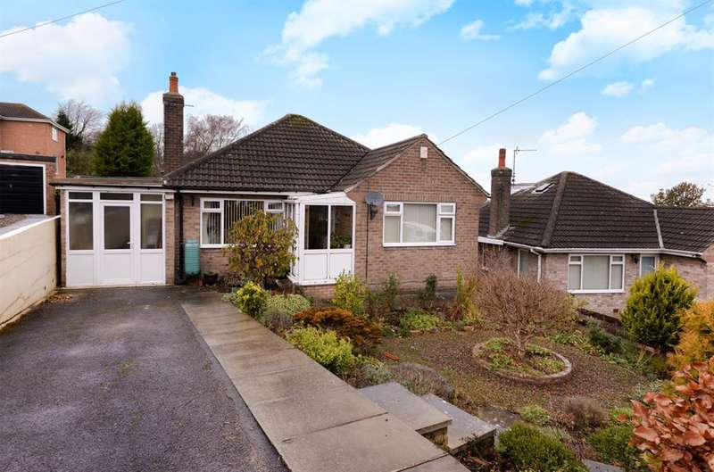 3 Bedrooms Detached Bungalow for sale in Ripley Drive, Harrogate, HG1 3JD
