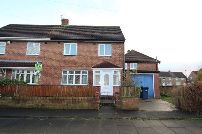 3 Bedrooms Semi Detached House for sale in Peasemore Road, Pennywell, Sunderland, SR4
