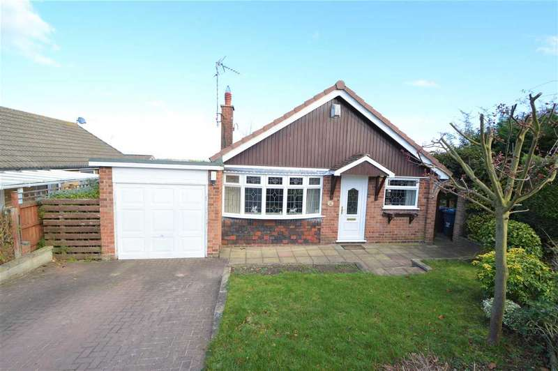 3 Bedrooms Detached Bungalow for sale in Covert Close, Keyworth, Nottingham