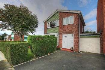 3 Bedrooms Semi Detached House for sale in Chadderton Drive, Newcastle upon Tyne, NE5 1EL