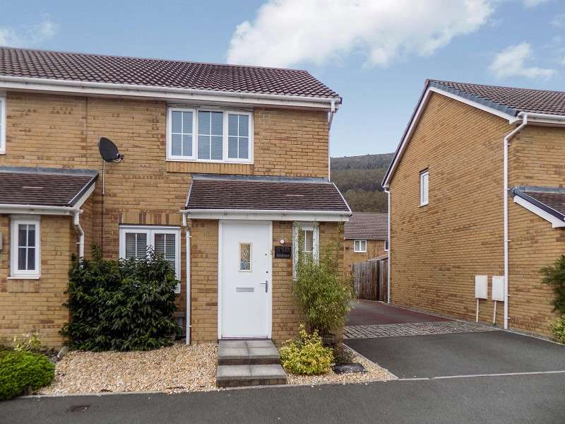 2 Bedrooms End Of Terrace House for sale in Abbottsmoor , Port Talbot, Neath Port Talbot. SA12 6DT