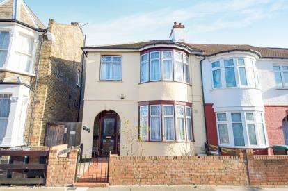 3 Bedrooms End Of Terrace House for sale in Mount Pleasant Road, South Tottenham, Haringey, London