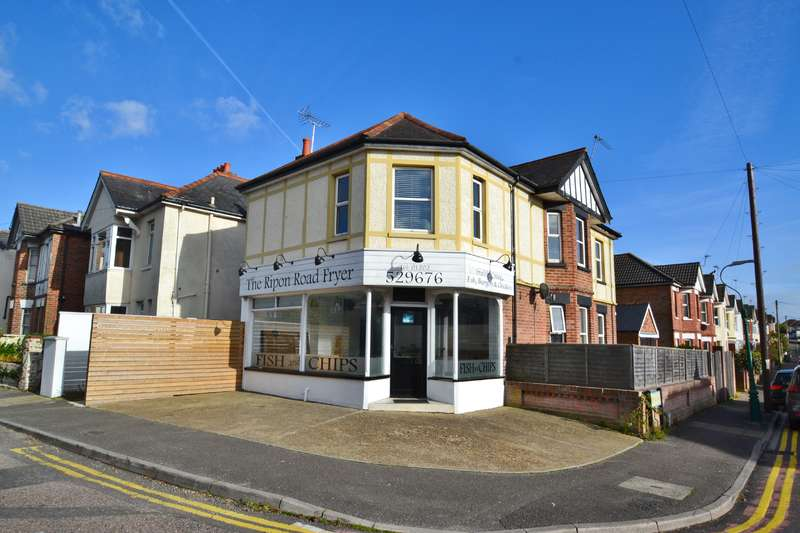 3 Bedrooms Restaurant Commercial for sale in The Ripon Road Fryer, 21 Ripon Road, Winton, Bournemouth, Dorset BH9 1QX