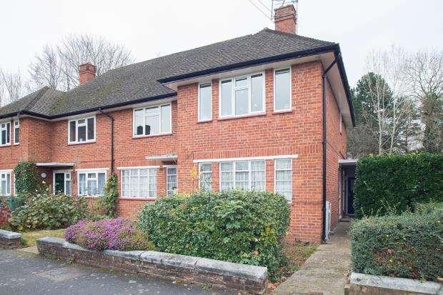 2 Bedrooms Maisonette Flat for sale in Epsom, Surrey