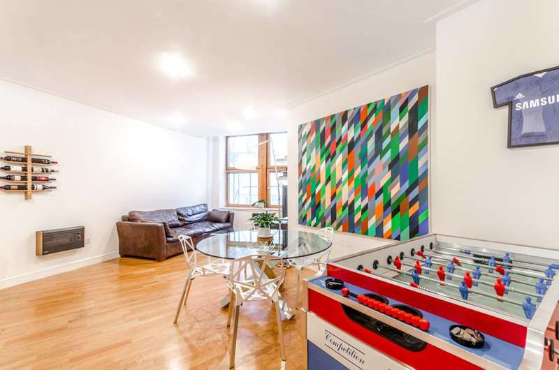 2 Bedrooms Flat for rent in City Approach, Old Street, EC1V