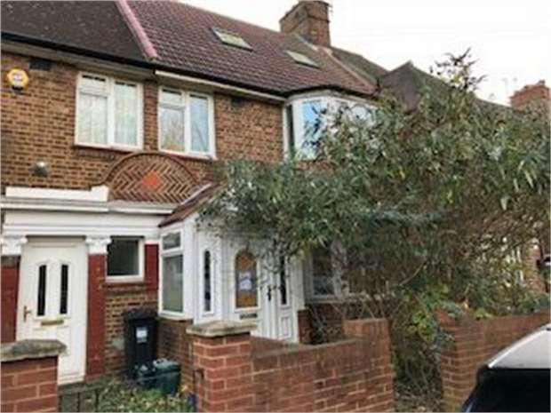 4 Bedrooms Terraced House for sale in Marlborough Road, Isleworth, Middlesex