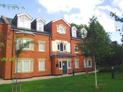 2 Bedrooms Flat for sale in Queens, Cambridge Square, Middlesbrough, North Yorkshire