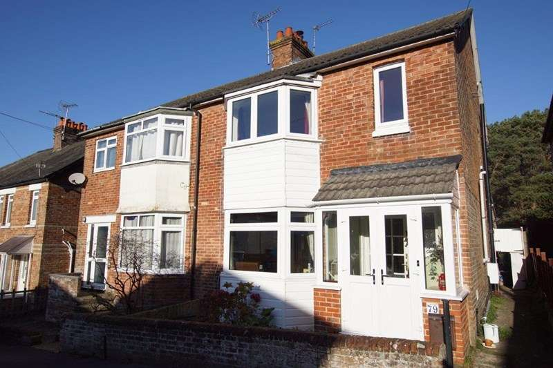 3 Bedrooms Semi Detached House for sale in Palmerston Road, Parkstone, Poole