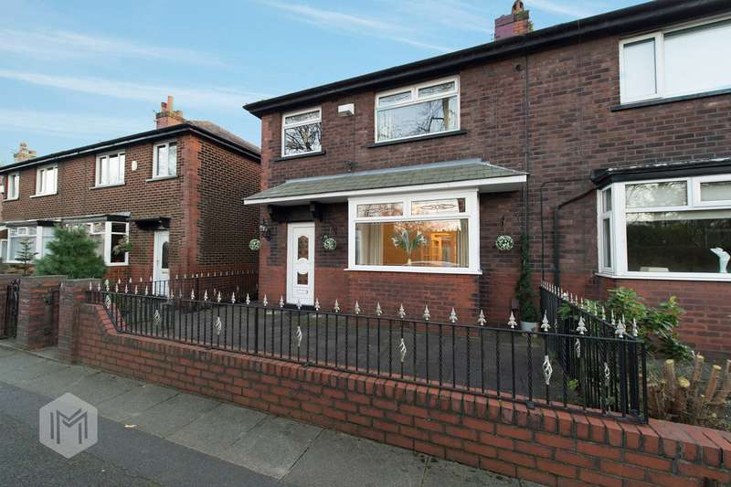 3 Bedrooms Semi Detached House for sale in Conway Street, Farnworth, Bolton, BL4