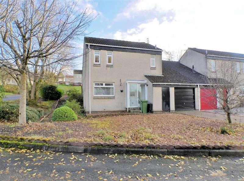 2 Bedrooms End Of Terrace House for sale in Alderstocks, Whitehills, EAST KILBRIDE