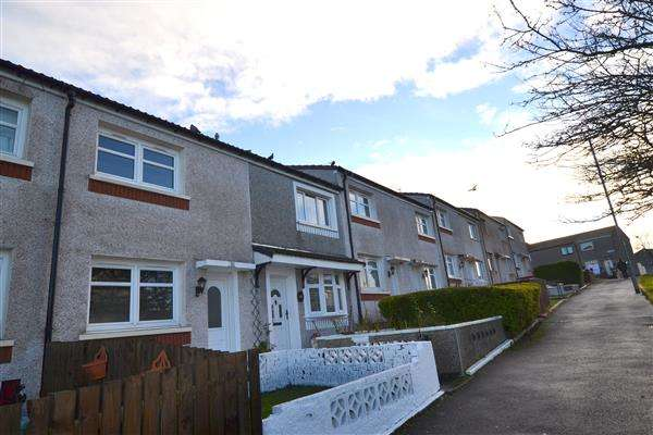 2 Bedrooms Terraced House for sale in Mossvale Road, Craigend, Glasgow
