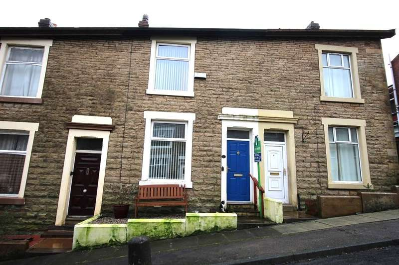2 Bedrooms Property for sale in Clement Street, Darwen, BB3