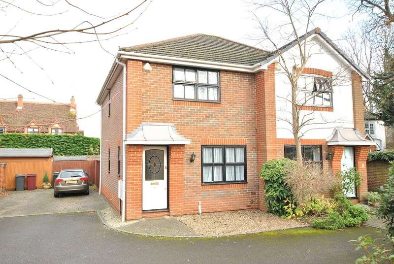 2 Bedrooms Semi Detached House for sale in Emmer Green
