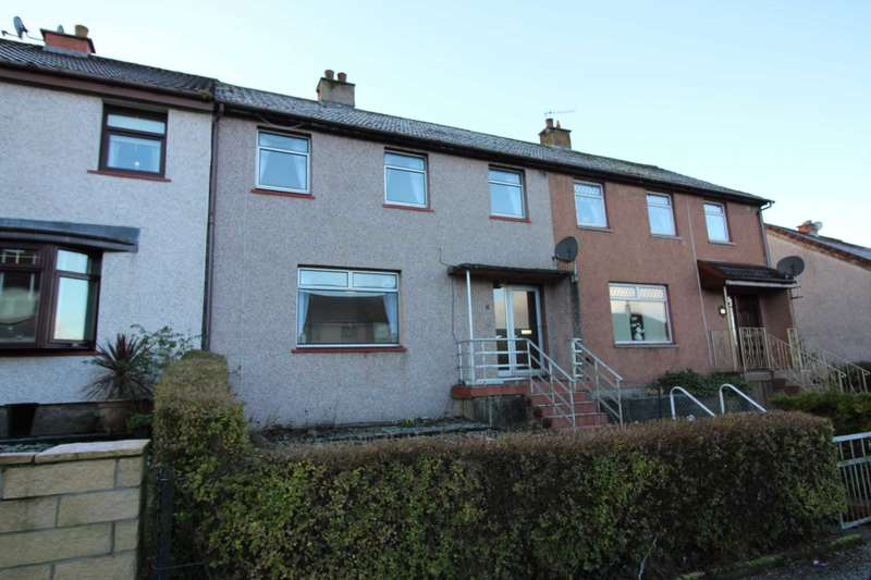 3 Bedrooms Terraced House for sale in Carsgailoch Avenue, Cumnock