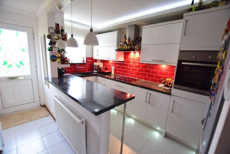 2 Bedrooms House for sale in Everest Court, Wesham