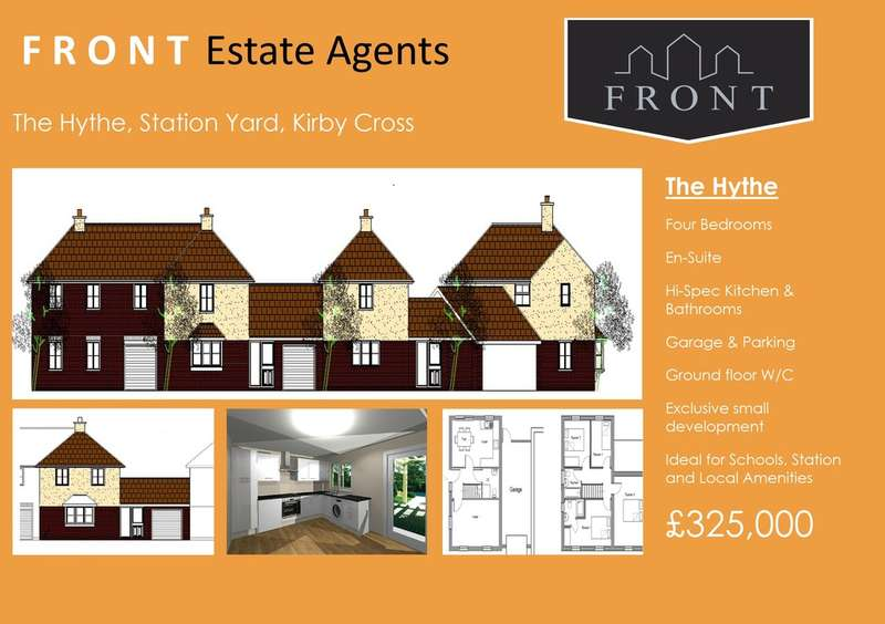4 Bedrooms Detached House for sale in Station Yard, Station Road