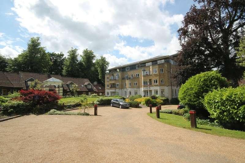 2 Bedrooms Flat for sale in Willicombe Park, Tunbridge Wells