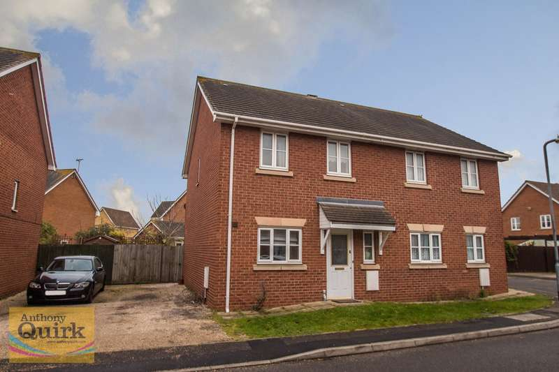 3 Bedrooms Semi Detached House for sale in Lavender Mews, Canvey Island, SS8