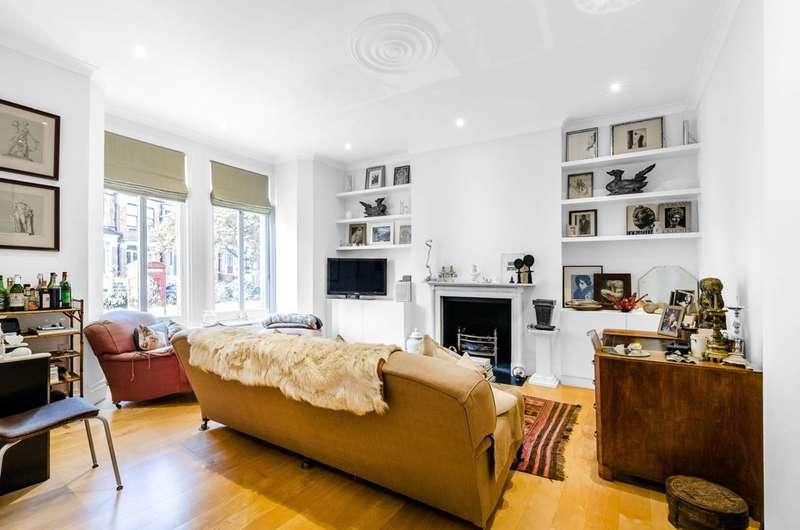 1 Bedroom Flat for sale in Primrose Gardens, Belsize Park, NW3