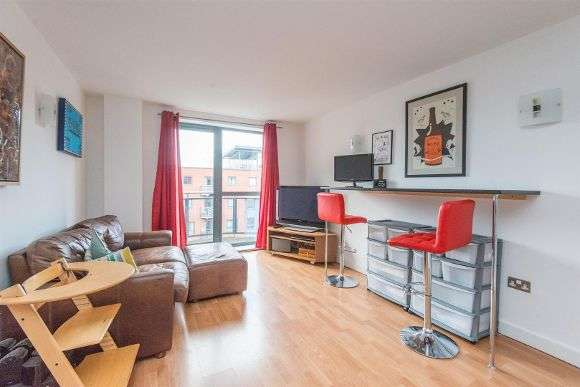 2 Bedrooms Flat for sale in Fitzwilliam Street, Sheffield