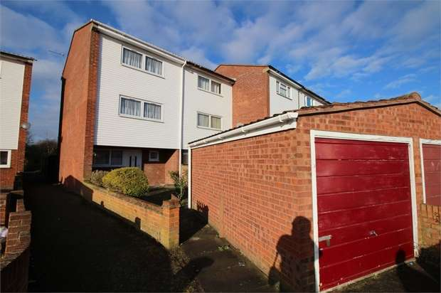 4 Bedrooms End Of Terrace House for sale in Abbotts Drive, WALTHAM ABBEY, Essex