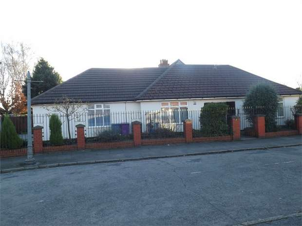 3 Bedrooms Detached Bungalow for sale in Gressingham Road, Liverpool, Merseyside