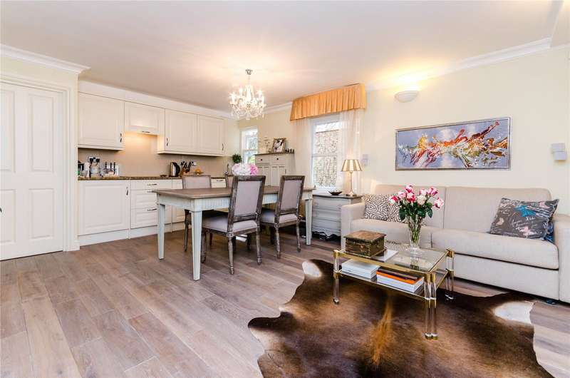 1 Bedroom Flat for sale in Radford House, 1 Pembridge Gardens, London, W2