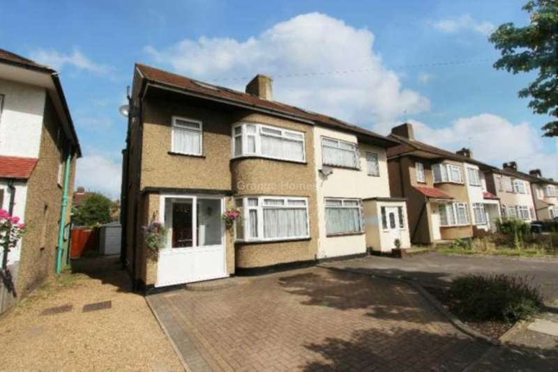 5 Bedrooms Semi Detached House for sale in Apple Grove, Enfield