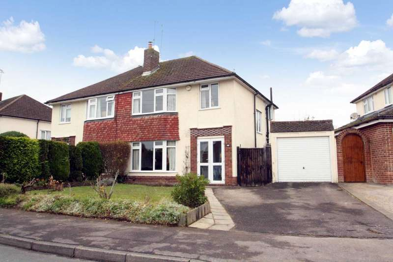 3 Bedrooms Semi Detached House for sale in Repton Road, Earley