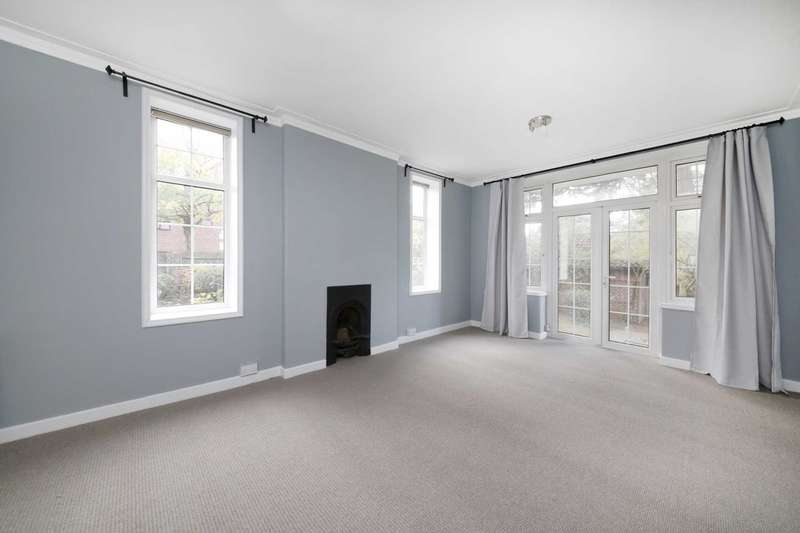 3 Bedrooms Flat for sale in Rutland Court, Denmark Hill