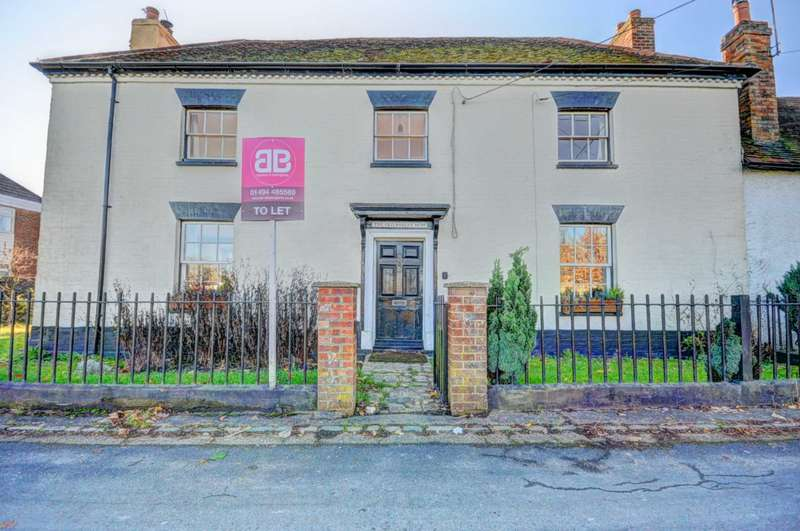 4 Bedrooms Detached House for rent in Stokenchurch