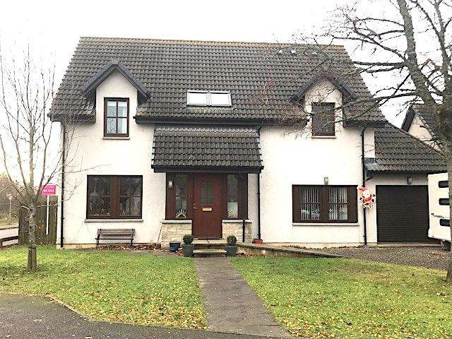 5 Bedrooms Detached House for sale in Davis Drive, Alness, IV17 0ZD