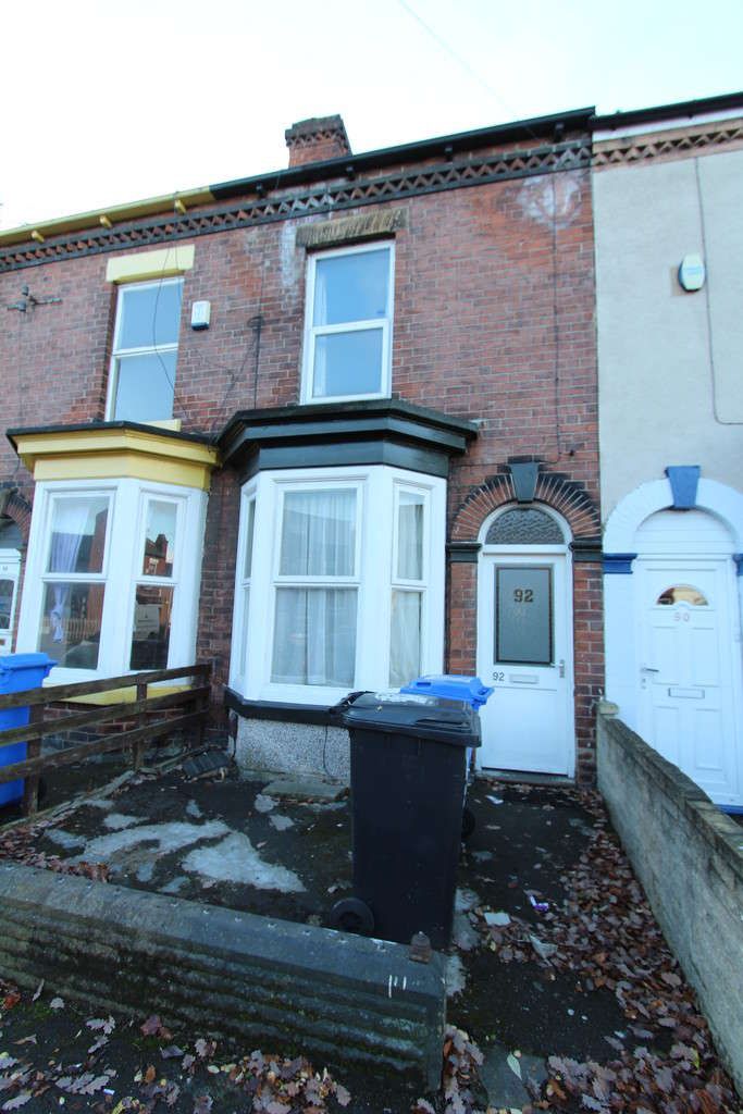 4 Bedrooms Terraced House for rent in Charlotte Road, Highfields, Sheffield, S1