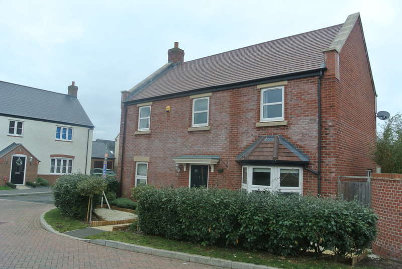 4 Bedrooms Detached House for sale in Fothersway Close, Badsey