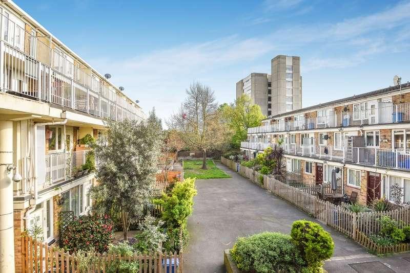 2 Bedrooms Maisonette Flat for sale in Cadbury Way, Bermondsey