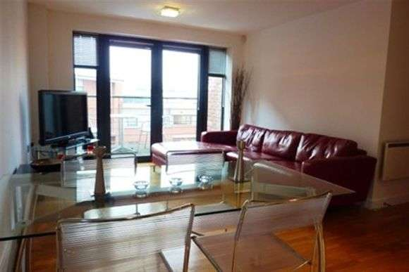 2 Bedrooms Flat for rent in Madison Square, Liverpool