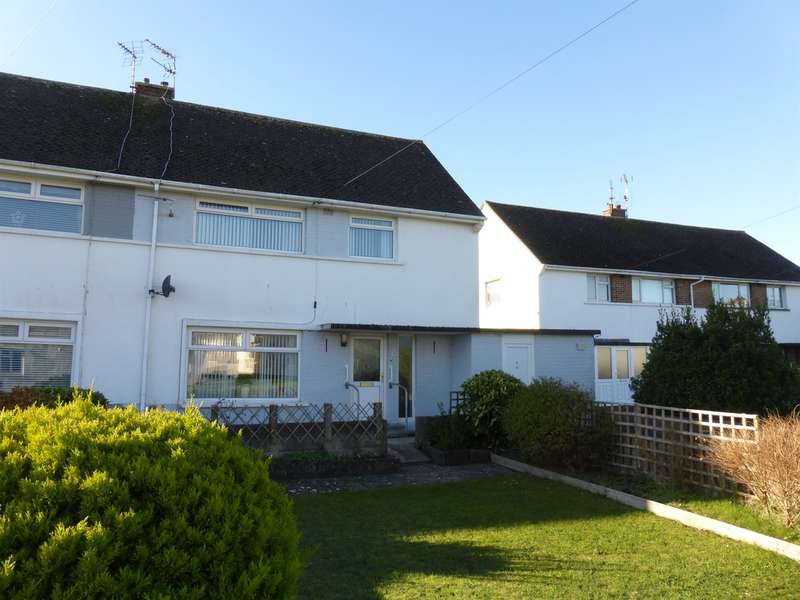 3 Bedrooms Semi Detached House for sale in The Mercies, Porthcawl